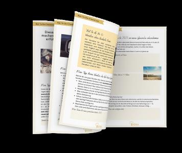 Freebie-Landingpage-Booklet